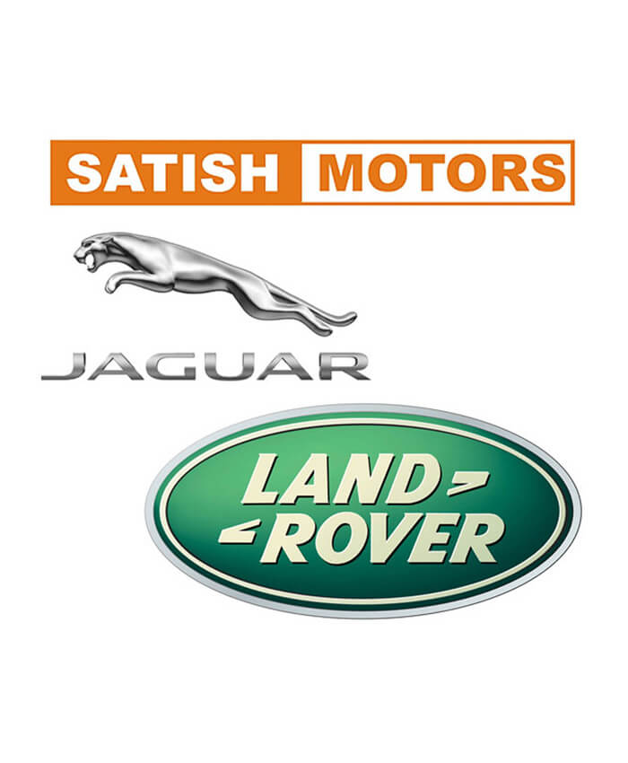 Satish Motor's JLR