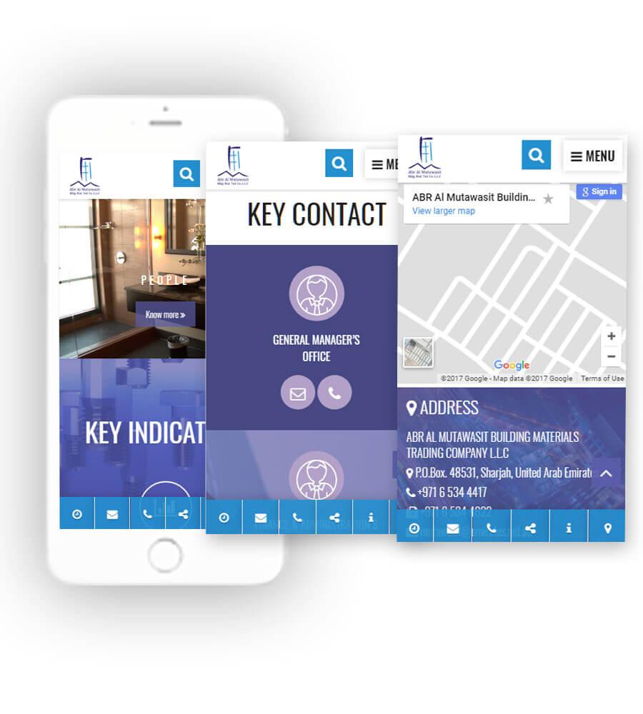 Dubai web design company