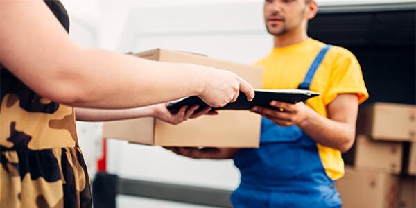 ecommerce shipment & order fulfilment